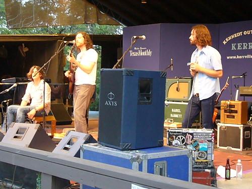 porterdavis at Kerrville Folk Festival