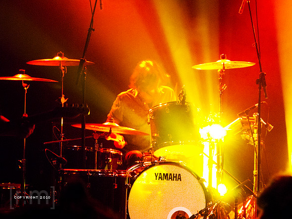 The Temper Trap @ The Commodore
