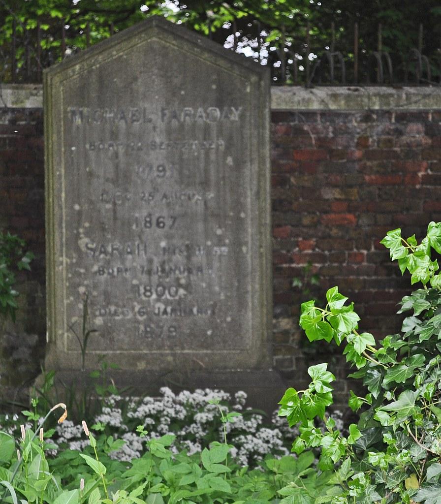 Michael Faraday - Highgate [West] Cemetery