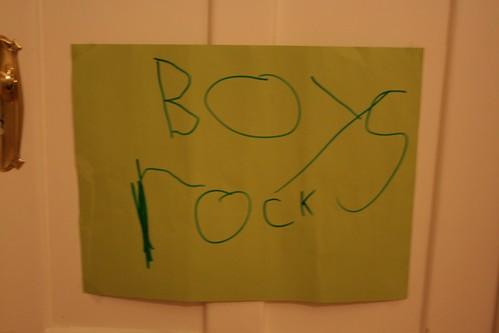 150 - Boys Rock