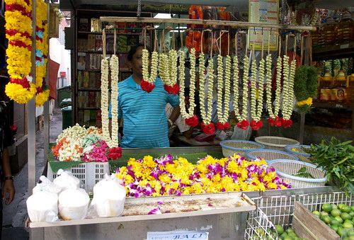印度教的宗教祈禱用花束