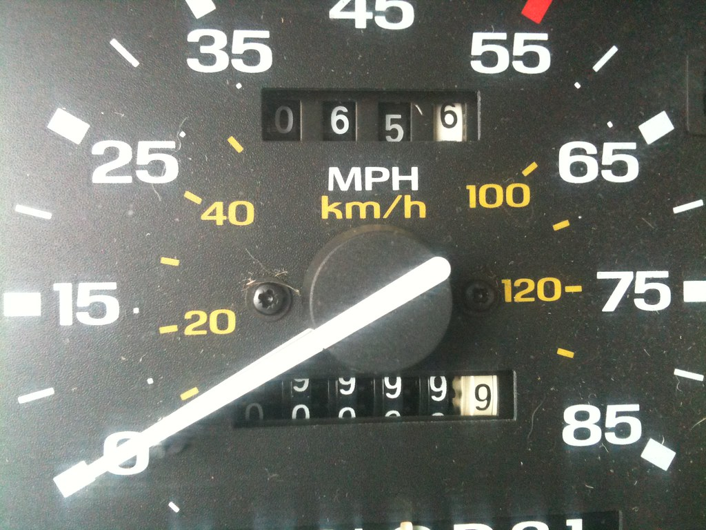 500,000 miles on my 1991 Ford Ranger