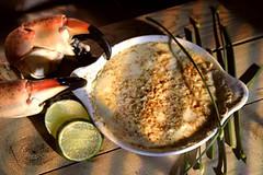 crab dish (alan benchoam) Tags: food sexy beach sex guatemala comida crab playa gourmet seafood caliente mariscos cangrejos foodstyling benchoam alanbenchoam alanbenchoamtravelfineart