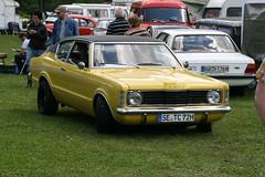 Ford Taunus Coup (sonjasfotos) Tags: ford oldtimer taunus bockhorn knudsen oldtimermarkt