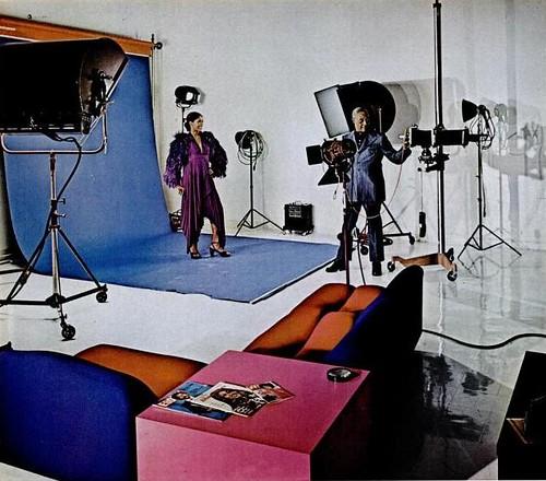 Johnson Publishing Interiors - Ebony - Jet Magazine