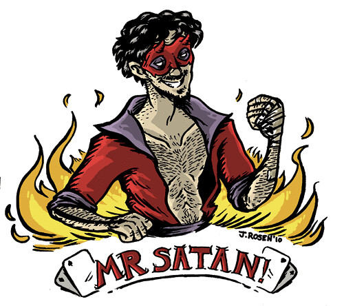 Mr Satan
