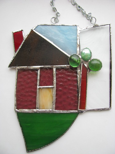 Little House Sun Catcher
