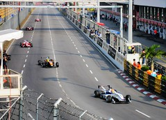 Formula 3 (MelindaChan ^..^) Tags: car grand racing mel prix motor f3 melinda macau formula3 chanmelmel 57thmacaugrandprix 第五十七屆澳門格蘭披治大賽車