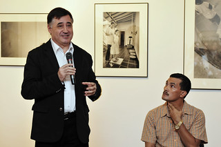 "OAS Inaugurates Exhibit, ""Vidas Minadas,"" by t..."