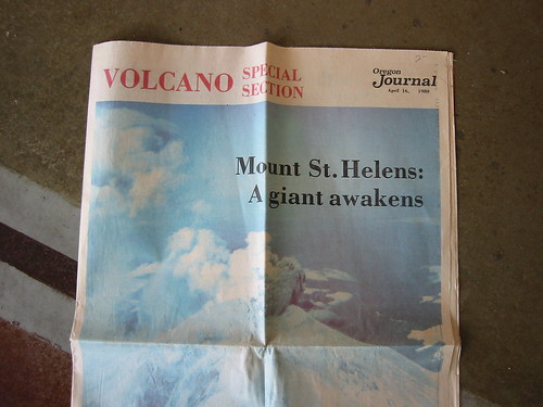 Mount St. Helens: A giant awakens