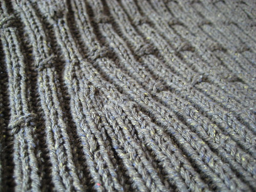 ribbing shaping