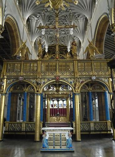 comper altar