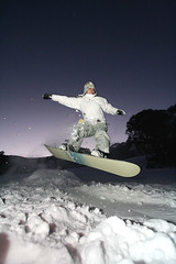 Snowboarder - Kat - by snappED_up