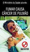 Fumar causa câncer de pulmão.