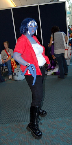 Comic Con 2007: Nightcrawler