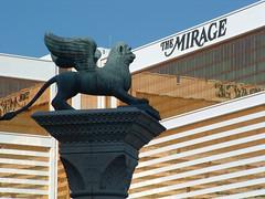 Winged Lion (larryn2009) Tags: 2002 lasvegas nevada april mirage venetian the wingedlion bylarrycrowjr