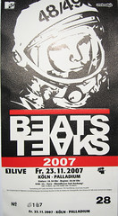 Concert Ticket: Beatsteaks
