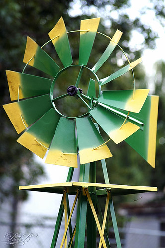Decorative Windmill