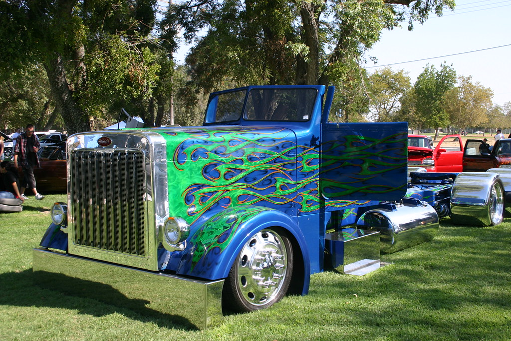 Culture Clash Custom Truck Car Bike Show