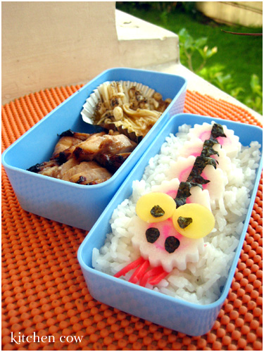 Chibi Dragon Bento