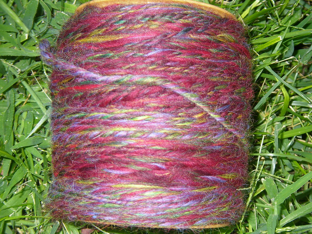red homespun