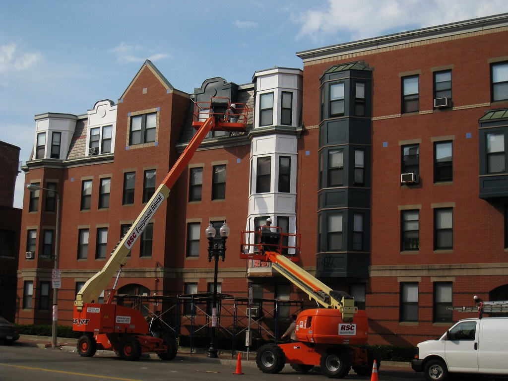 Bay window repair, Boston MA