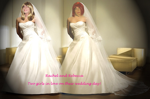 Rachel and Rebecca Bridal