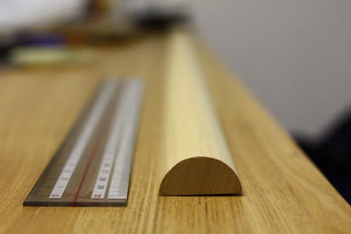 ノートPCの熱暴走防止の棒