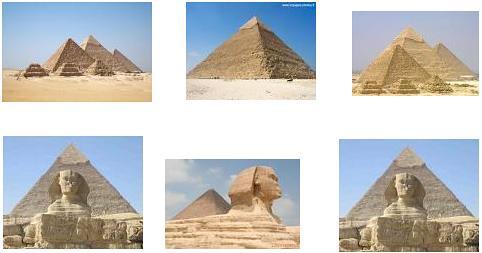 Piramides de Giza