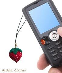 Pingente-celular (Minhas Crias) Tags: