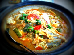 Ocean Fish Head Curry, Telok Ayer