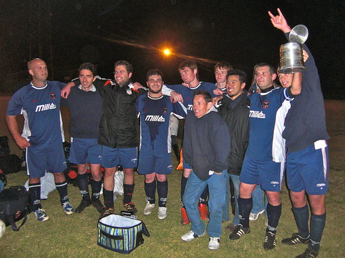 Panorama F.C. League Champions 20