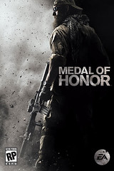"2010最佳電玩遊戲海報 - Medal of Honor ""One Sheet"""