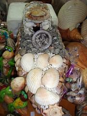Barco de Conchas (Fundo do Mar) Tags: praia mar grande barco paulo so conchas presente oceano feirinha caramujos