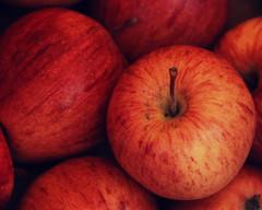 160/365 apples at the farmers market (lydiafairy) Tags: red fruit washington interestingness yum farmersmarket explore apples project365