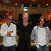 @thomasdolby (center) with superproducers Bill Bottrell (L) & Mike  Shipley (R), mixing A Map of the Floating City