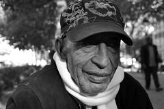 Toni (lachaisetriste) Tags: portrait blackandwhite bw paris noiretblanc montmartre nb sdf homme pigalle portraitsshots 4tografie