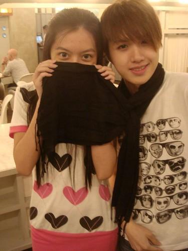 Chee Li Kee and Edwin