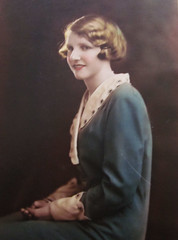 Grandma aged 21 years