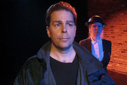 Hamlet & The Captain #3