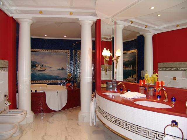 Burj Al Arab Dubai baño