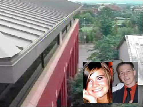 Naked Couple Falls To Their Death During Rooftop Sex Encounter