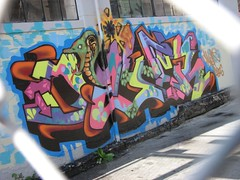 Dzyer (John DeSavage) Tags: sanfrancisco streetart graffiti bayarea soma dzyer