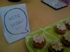Vegan Cupcakes (Andrew Crow) Tags: cupcakes satisfaction