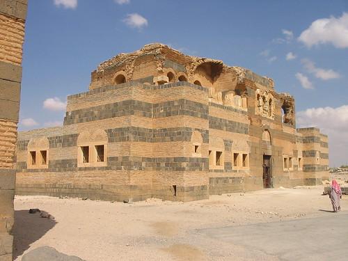Ruine Qasr Ibn Wardan