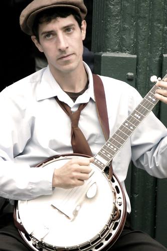 Banjo Player, The Tallboys