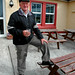 Patsy Dan Rogers, the King of Tory island