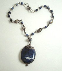 Ocean Storm Necklace