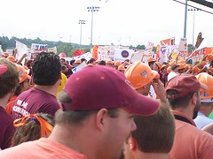 hokie nation at gameday