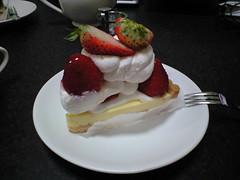 アローツリー いちごタルト(strawberry cake)